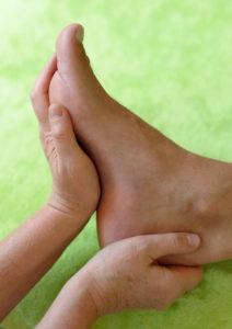 Fussreflex - Therapeutische Erfahrungen